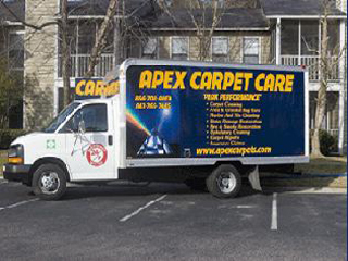 Apex Carpet Care, LLC - Charleston, SC