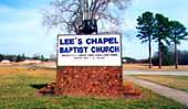 Lee's Chapel Baptist Church - Homestead Business Directory