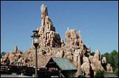 Big Thunder Mountain Railroad - Anaheim, CA