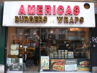 America's Burgers & Wraps - Homestead Business Directory