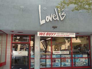 Lovell's Records & Tapes