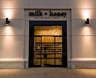 Milk + Honey Spa Hill Country Galleria