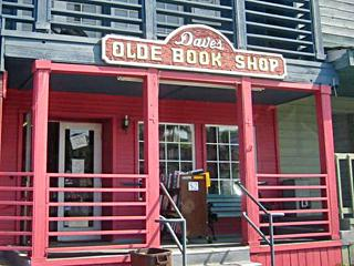 Dave's Old Book Shop - Redondo Beach, CA