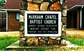 Markham Chapel Baptist Church - Homestead Business Directory