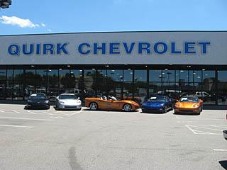 Quirk Chevrolet - 57 Reviews - 444 Quincy Avenue, intree, MA ...