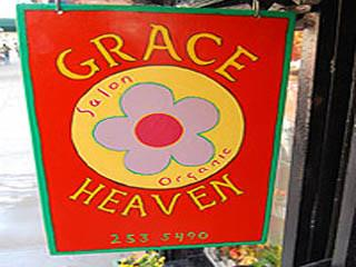 Grace Heaven Organic Salon - New York, NY