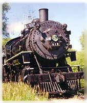 Heber Valley Railroad Gift Str