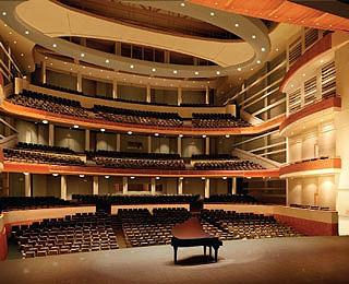 Long Center for the Performing Arts - Austin, TX