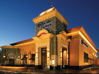 The Cheesecake Factory - Cambridge, MA