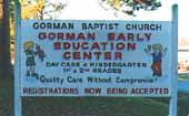 Gorman Early Learning Ctr - Homestead Business Directory