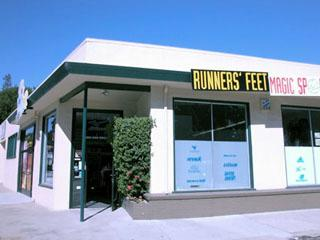 Magic Sports Runners' Feet - Burlingame, CA