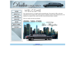 Alliance Limousine (formerly Dalia Limousine) - Van Nuys, CA