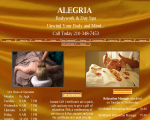 Alegria Salon & Spa - San Antonio, TX