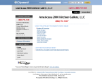 Americana Kitchen Gallery - Palm Beach Gardens, FL