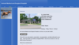 Animal Medical & Surgical Hosp - Beaumont, TX