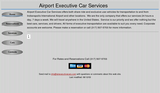 Airport Executive Car Service - Indianapolis, IN