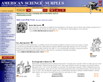 American Science & Surplus - Milwaukee, WI