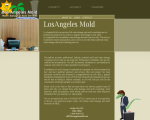 Los Angeles Mold Inspection - Montrose, CA