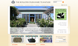 The Boulder Dushanbe Teahouse - Boulder, CO