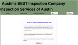 Inspection Services Of Austin - Manchaca, TX