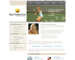 BestTennisEver.com - Los Angeles, CA