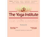 The Yoga Institute - Houston, TX