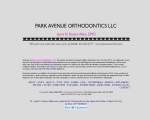 Park Avenue Orthodontist - New York, NY