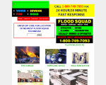 Flood Squad-Fire Damage, Sewage Damage, Water Damage Restoration Service - New York, NY