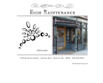 High Maintenance Skin Care - Seattle, WA