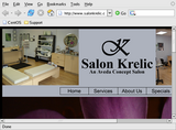 Salon Krelic - Fishers, IN