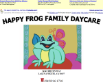 Happy Frog Family Daycare - Laguna Niguel, CA