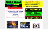Flood Squad-Fire Damage, Sewage Damage, Water Damage Restoration Service - Dallas, TX