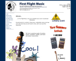 First Flight Music Store & Guitar Shop - New York, NY