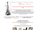 Plano Body Wrap Shop and More - Plano, TX