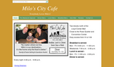 Milo's City Cafe - Portland, OR