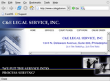 C & E Legal Svc - Philadelphia, PA