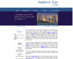 Law Offices of Stephen B. Kass, P.C. - New York, NY