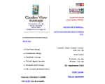 Garden View Massage - Decatur, GA