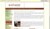 Exhale Spa - New York, NY