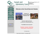 Clever Choice Carpet Cleaning And Upholstery Care - Portland, OR