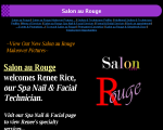 Salon Au Rouge - Portland, OR