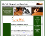Live Well Chiro & Pilates - Los Angeles, CA