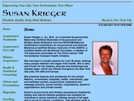 Susan Krieger Acupuncture, Acupressure, Nutrition, L.ac., Ms - New York, NY
