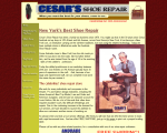 Cesar's General Shoe Repair - New York, NY