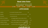 Masala Indian Cuisine - San Francisco, CA