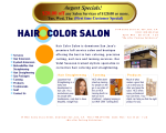 Hair Color Salon - Los Altos, CA