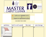 Master Carpet Cleaner - Dover, NJ