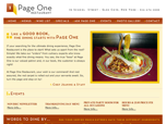 Page One Restaurant Cabaret - Glen Cove, NY