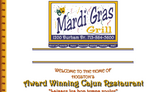 Mardi Gras Grill - Houston, TX