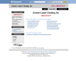 Esteem Carpet Cleaning, Inc. - Loveland, CO